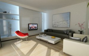 Living-room-minimalist-design