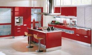 Modern-Red-Kitchen-Design-By-Scavolini
