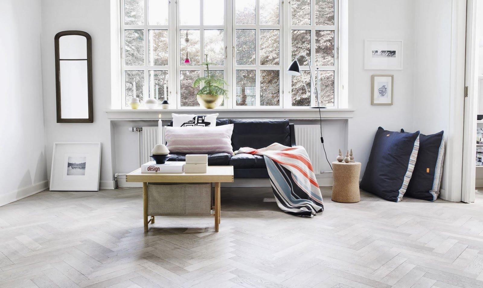 Arredamento nordico consigli per arredare casa in stile scandinavo - Opslag idee lounge ...