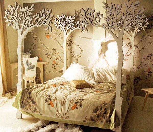 Unique-Four-POster-Bed