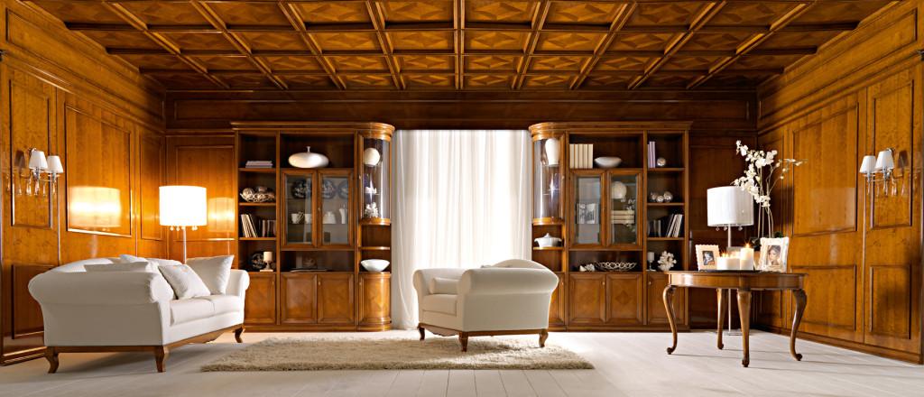 Arredamento classico consigli e suggerimenti pratici - Stili arredamento casa ...