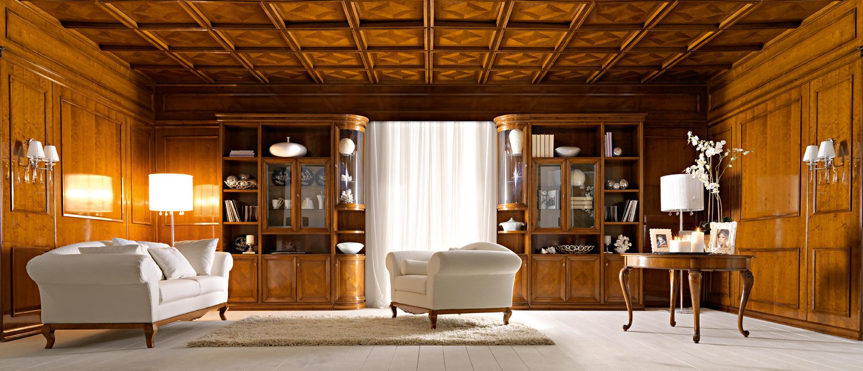 Arredamento classico consigli e suggerimenti pratici for Arredamento moderno casa