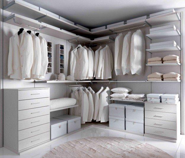 Cabina armadio angolare soluzioni e modelli for Ikea armadio angolare