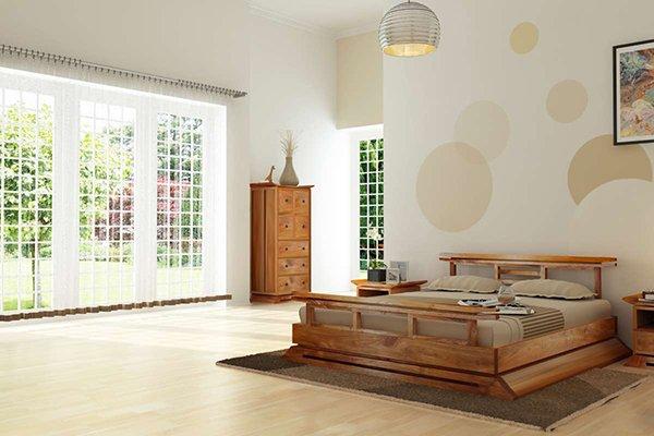 Camera da letto giapponese dal tatami al futon tanti - Letto giapponese ...