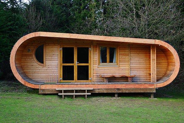 Casette da giardino in legno: 5 foto di esempi designandmore