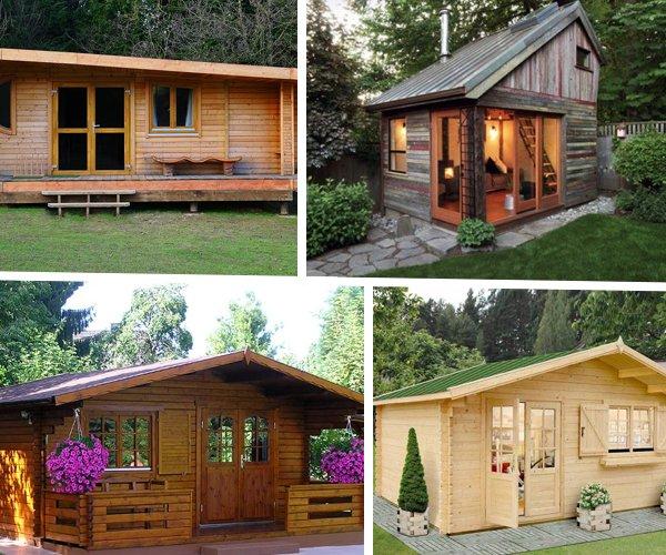 Photo of Speciale casette da giardino in legno, eccovi tante foto di esempi