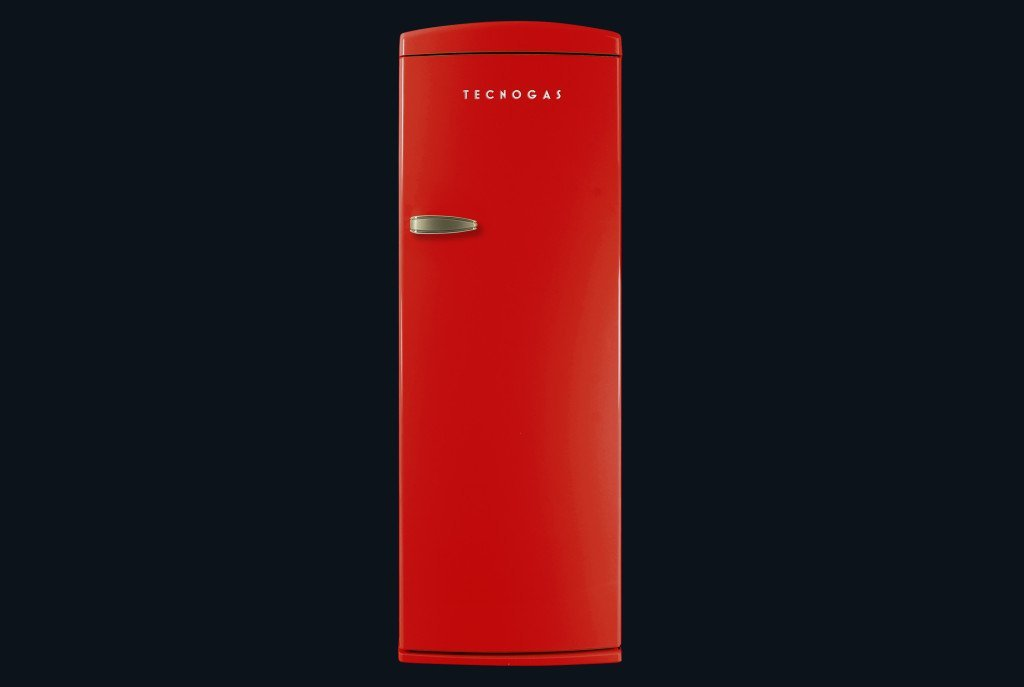 frigorifero vintage tecnogas