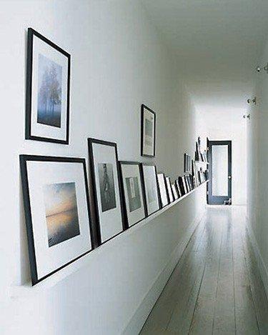 quadri corridoio lungo