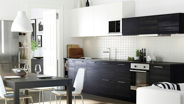 Cucine ikea per una casa moderna modelli e catalogo designandmore arredare casa - Ikea rivestimenti cucina ...