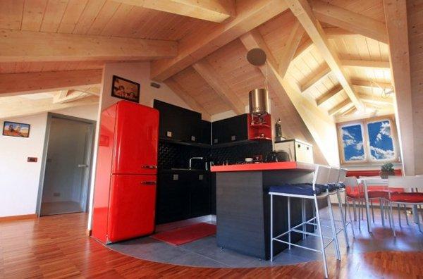 Cucina in mansarda idee e progetti da copiare per la vostra casa designandmore arredare casa - Idee per arredare cucina piccola ...