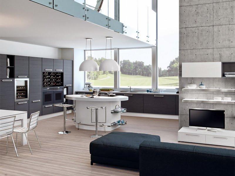 Preferenza Arredamento moderno : consigli per camera, bagno, living e salotto EN75