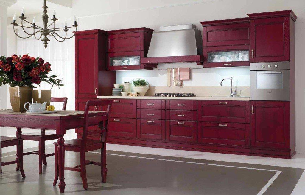 Cucine classiche componibili e anche moderne modelli - Cucina scavolini classica ...