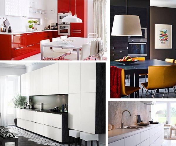 Cucine Ikea per una casa moderna: modelli e catalogo - Designandmore ...