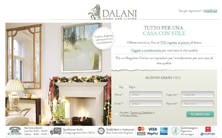 dalani home & living