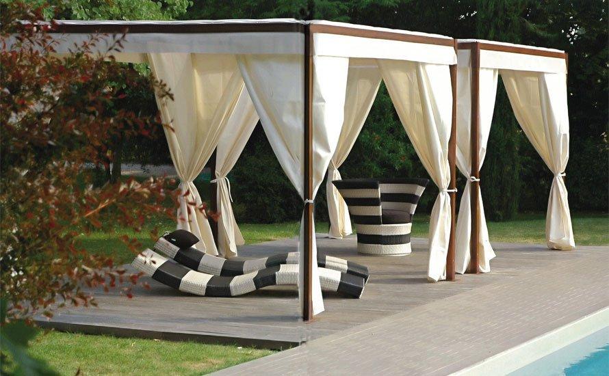 Photo of Come scegliere un gazebo da giardino, cosa valutare fra materiali e forme