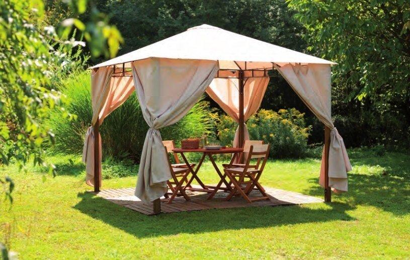 Gazebo in legno prezzi e offerte online designandmore for Offerte per arredare casa