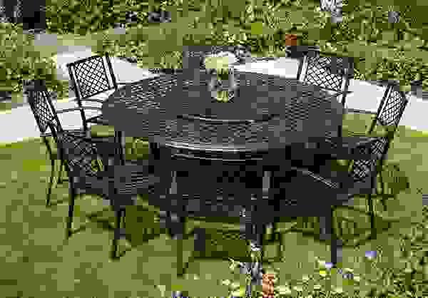 Tavoli Da Giardino Tanti Modelli Recensiti In Legno Plastica Rattan E Ferro