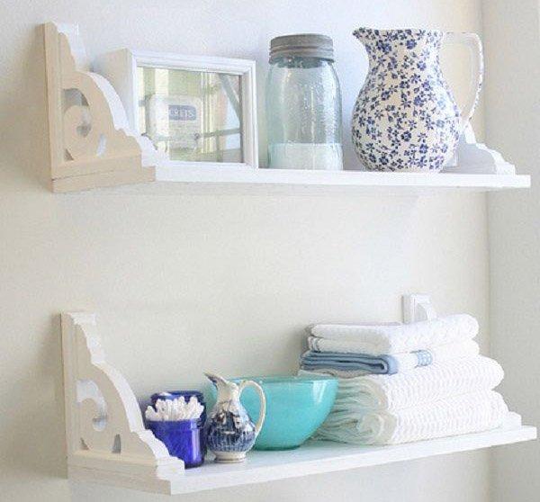 Bagno fai da te: idee per arredare il bagno con materiali di recupero