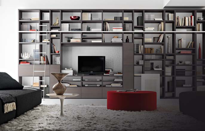 Salotti moderni 5 proposte di arredamento dai marchi for Salotti mobili moderni
