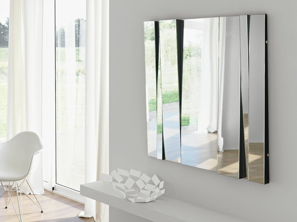 specchio corridoio lungo