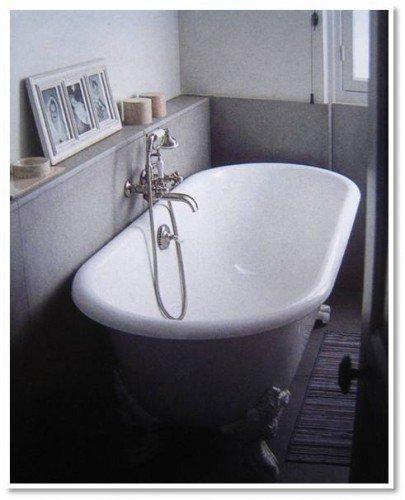 Arredare il bagno in stile déco