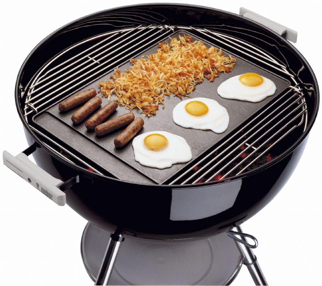 I migliori barbecue da giardino : One Touch Premium, a carbone