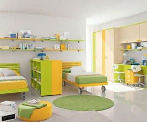 Soluzioni Camerette Bambini Poco Spazio.Camerette Salvaspazio Per Bambini Soluzioni Economiche
