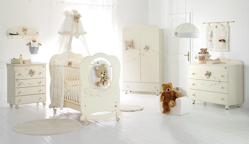 Camerette neonati come preparare la cameretta per un beb designandmore arredare casa for Decori per camerette neonati