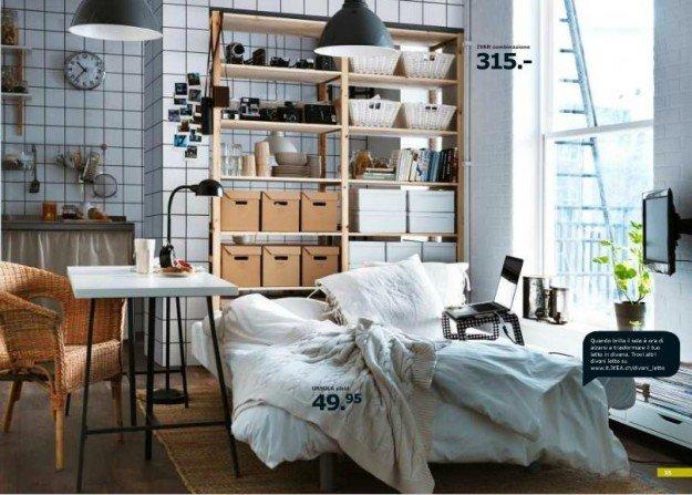Arredare piccoli spazi Ikea
