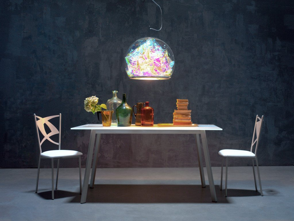 Come abbinare il tavolo e sedie in soggiorno