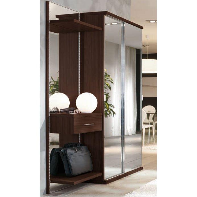 ... uno speciale proprio ai mobili moderni per l'ingresso di casa
