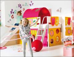 idee di design per i piccoli
