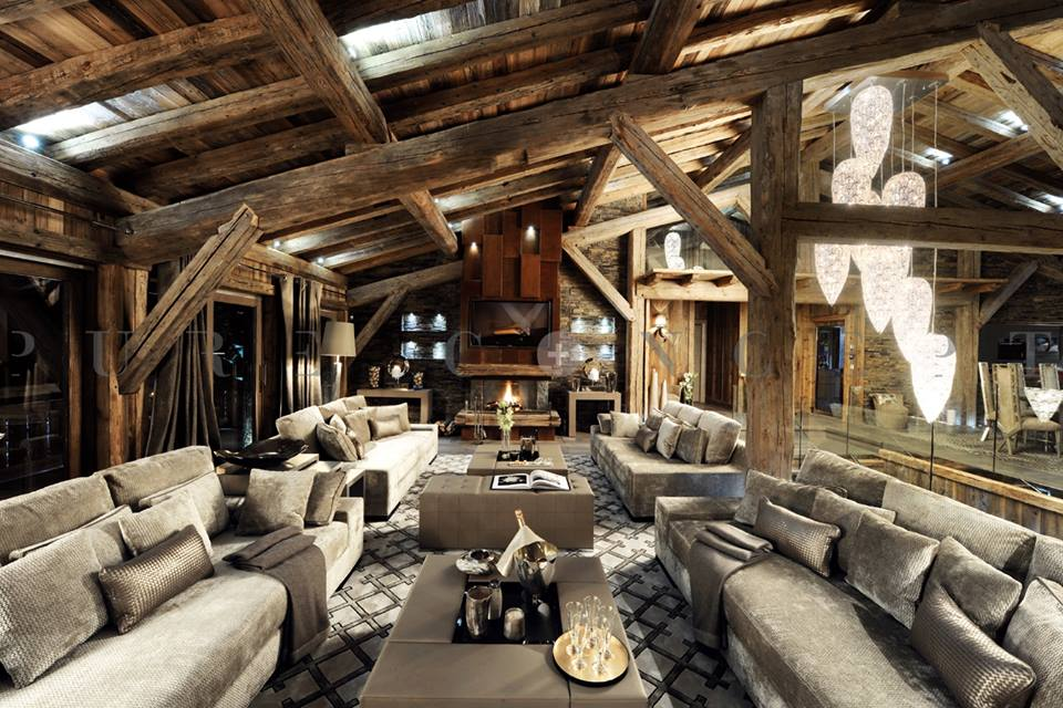 Photo of Chalet Brickell a Megève, lusso e design ad alta quota
