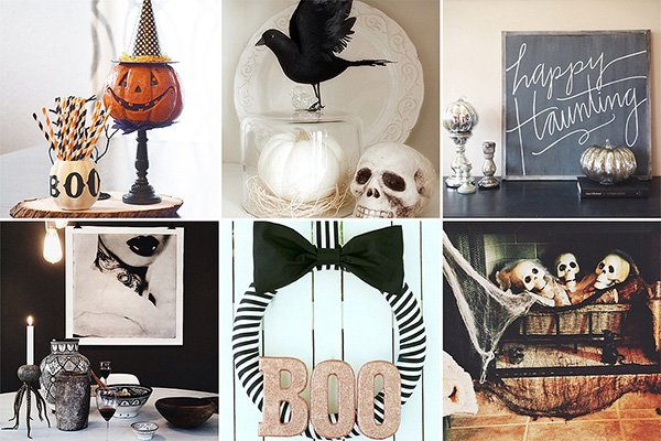 Idee per decorare la casa in occasione di Halloween