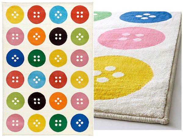 Tappeti per bambini 10 proposte ikea per la camera dei bimbi designandmore arredare casa - Tappeti cameretta ikea ...