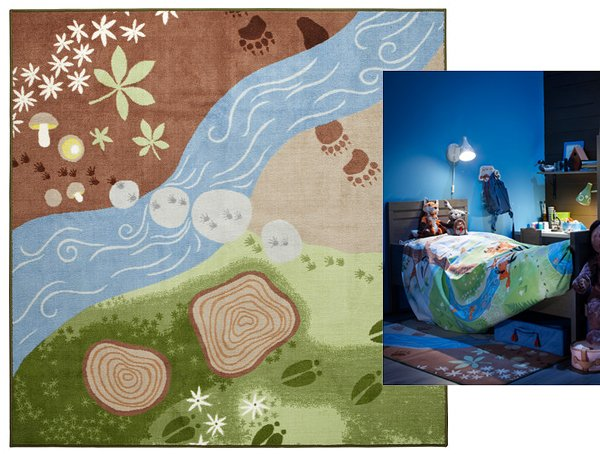 Tappeti per bambini 10 proposte ikea per la camera dei bimbi - Tappeti per bambini ikea ...