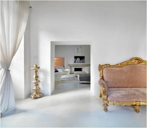 Come ristrutturare una casa antica bel progetto a bergamo - Arredare casa antica ...