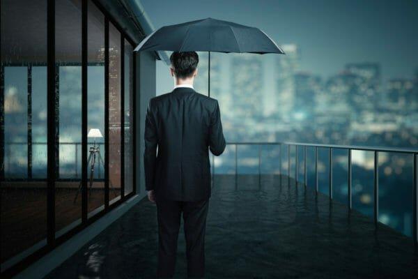 Photo of Come proteggere il terrazzo ed il balcone dalle infiltrazioni d'acqua