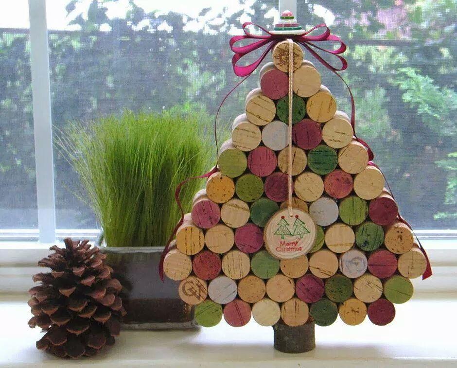 Riciclo creativo per Natale