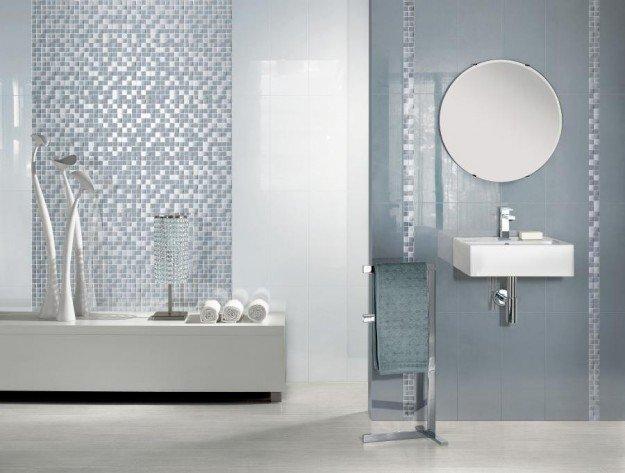 Mosaico in bagno