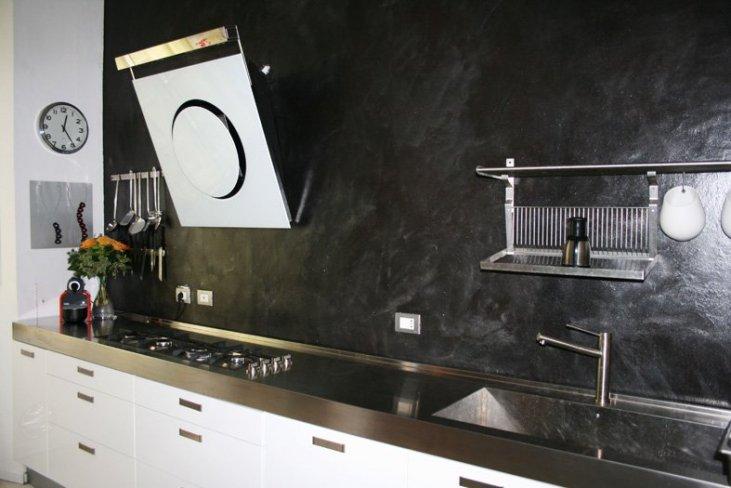 Rivestimento cucina resina: pareti, pannelli e rivestimenti ...