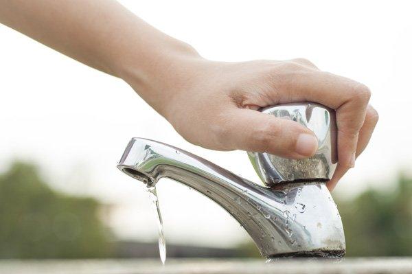 Risparmio idrico in casa