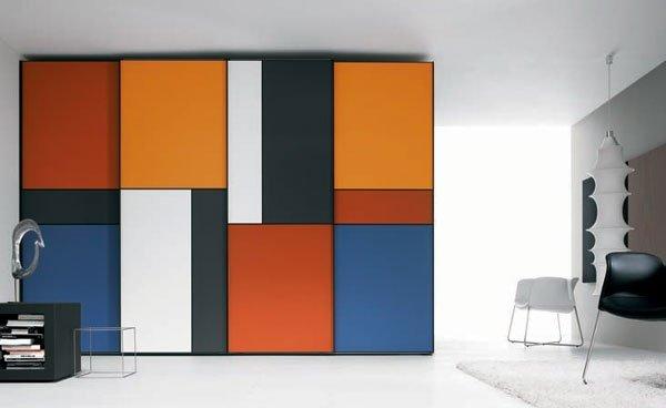 Porte in vetro camera da letto ispirazione design casa for Costo della costruzione di una casa con 3 camere da letto