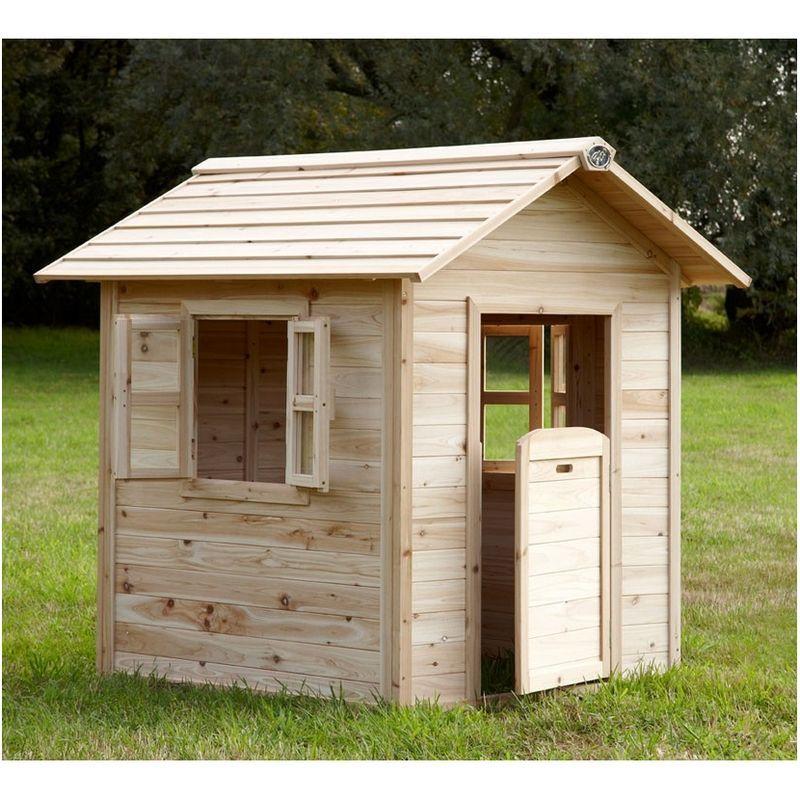 Casette da giardino in legno 5 foto di esempi for Completi da giardino