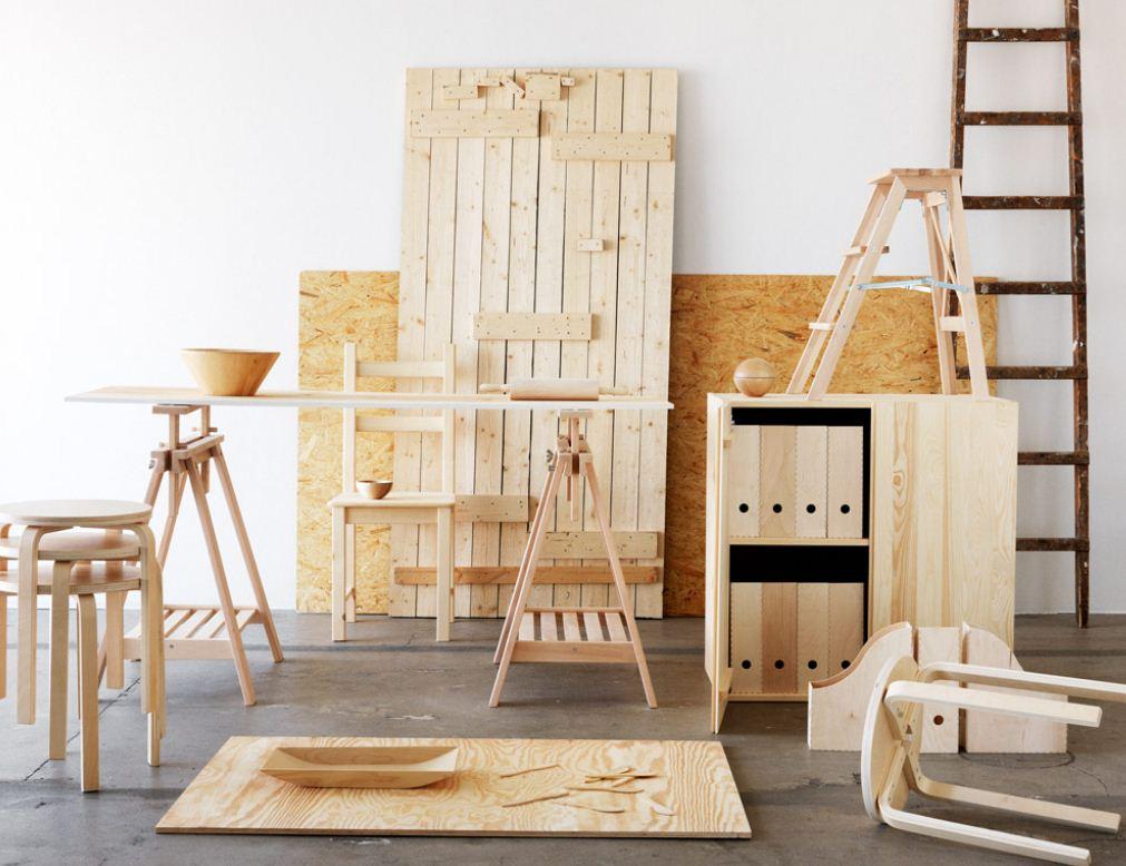 Come arredare il living: molto apprezzato il legno naturale