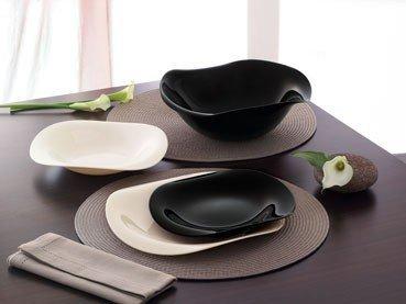 piatti e bicchieri minimal