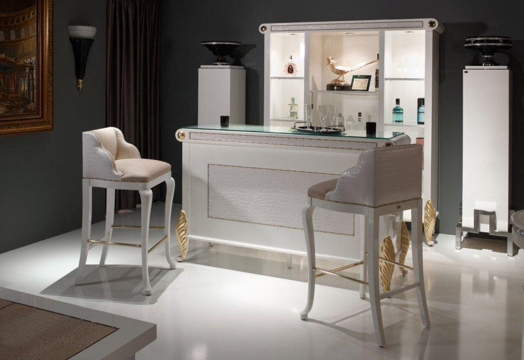 Mobile angolo bar in cucina: uno stile davvero particolare
