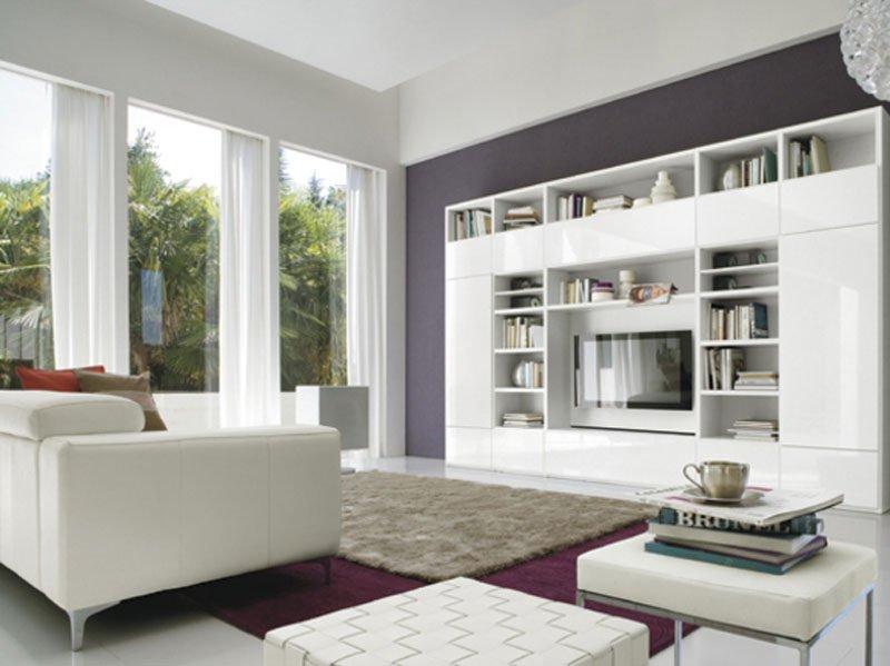 Come scegliere le finestre del living: una soluzione moderna