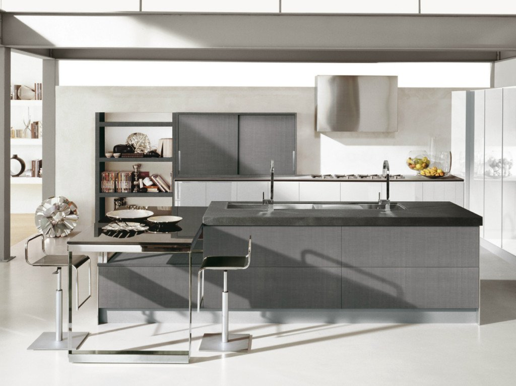 Cucine con isola prezzi e marche da ikea a scavolini designandmore arredare casa - Isole cucine moderne ...