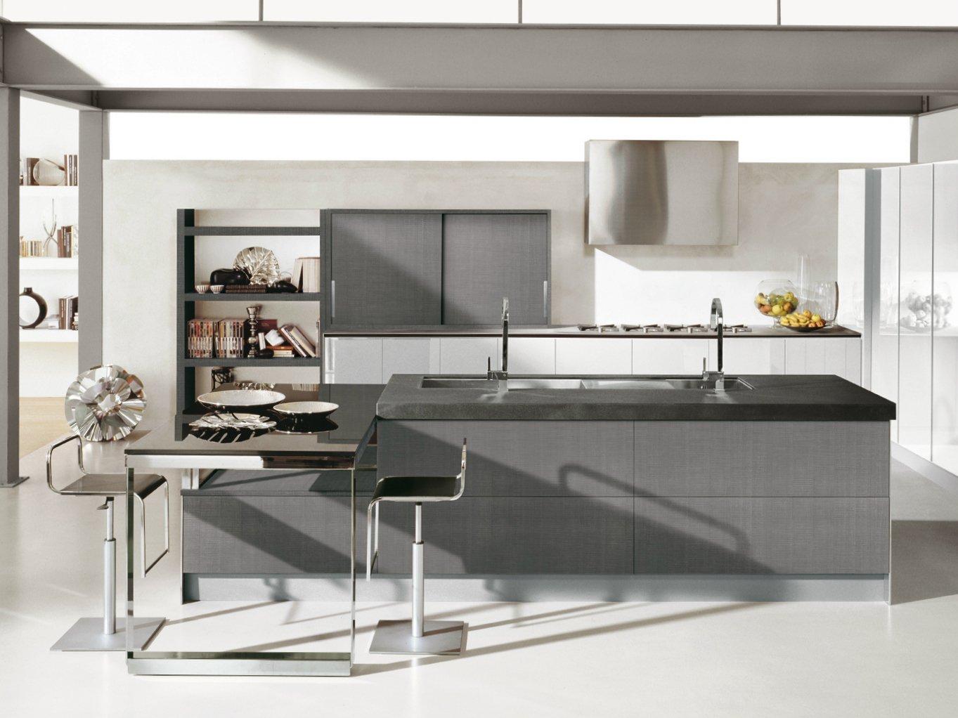Cucine con isola prezzi e marche da ikea a scavolini for Cucine moderne con penisola